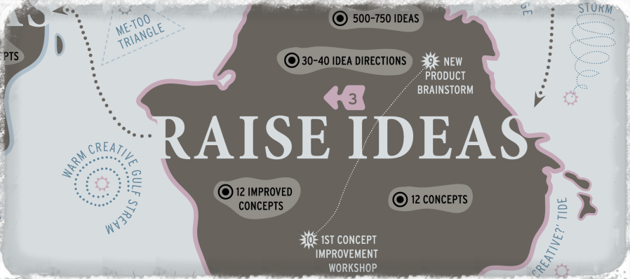 FORTH: Phase 3 – Raise Ideas